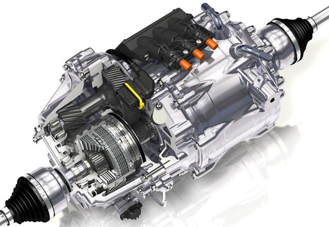 GKN Automotive eTwinster torque-vectoring